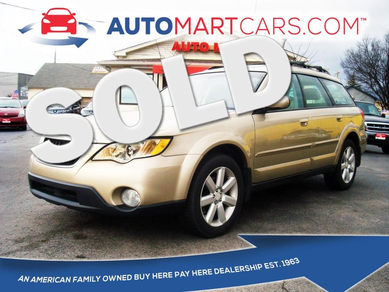 2008 Subaru Outback Ltd | Nashville, Tennessee | Auto Mart Used Cars Inc. in Nashville Tennessee