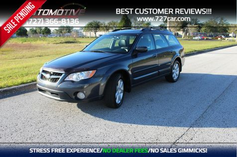2008 Subaru OUTBACK 2.5I LIMITED in PINELLAS PARK, FL
