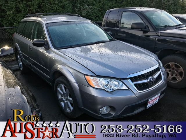 2008 Subaru Outback i AWD The CARFAX Buy Back Guarantee that comes with this vehicle means that yo