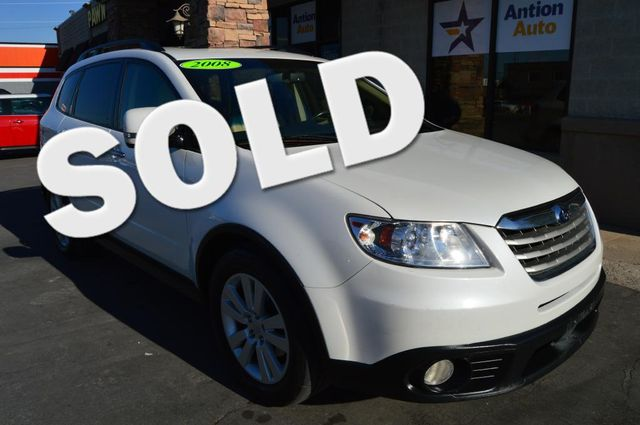 2008 Subaru Tribeca 7-Pass Ltd w/DVD/Nav | Bountiful, UT | Antion Auto in Bountiful UT