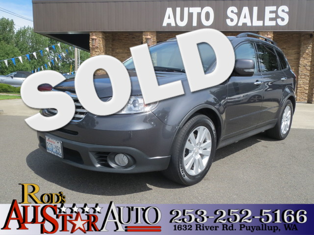 2008 Subaru Tribeca 7-Pass Ltd wDVDNav The CARFAX Buy Back Guarantee that comes with this vehicl