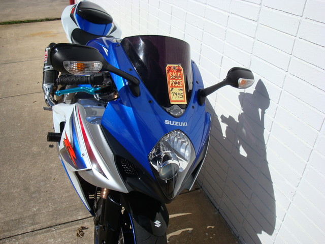 2008 Suzuki GSX-R 1000 Daytona Beach, FL 14