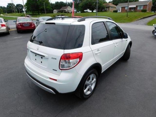 2008 Suzuki SX4 Special Edition Ephrata, PA 3