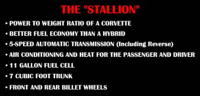 2008 Thoroughbred Stallion Trike Daytona Beach, FL 17