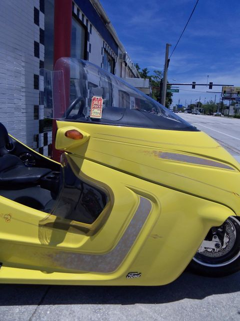 2008 Thoroughbred Stallion Trike Daytona Beach, FL 5