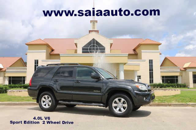 2008 Toyota 4runner Sr5 Sport Package Roof Jbl Sound TOW PKG LOADED ONE OWNER CARFAX SERVICED DETAILED READY TO GEAUX | Baton Rouge , Louisiana | Saia Auto Consultants LLC in Baton Rouge  Louisiana