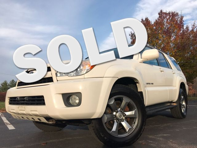 2008 Toyota 4Runner Limited Leesburg, Virginia 0