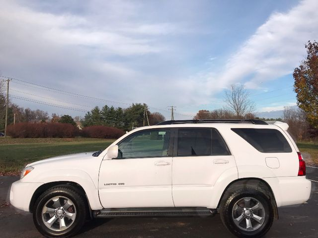 2008 Toyota 4Runner Limited Leesburg, Virginia 3