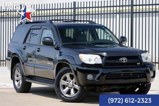 2008 Toyota 4Runner Limited 4WD Leather Roof Clean Carfax