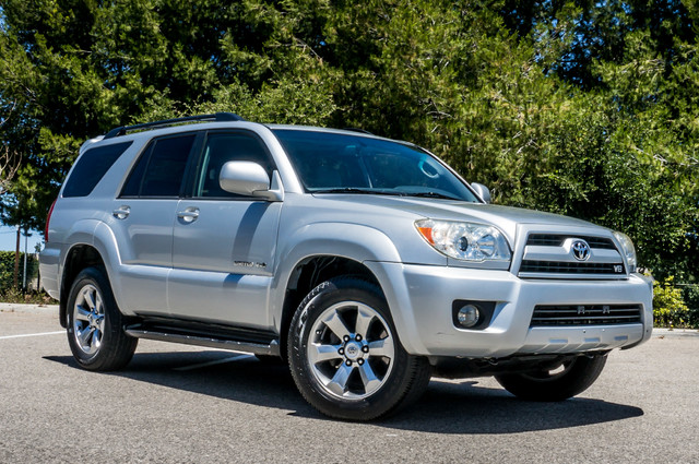 2008 Toyota 4Runner Limited 4WD - LTHR - NAVI - HTD STS - SUNROOF Reseda, CA 4