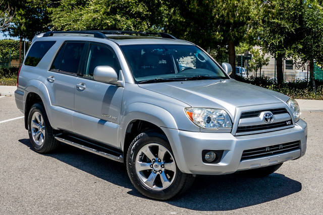 2008 Toyota 4Runner Limited 4WD - LTHR - NAVI - HTD STS - SUNROOF Reseda, CA 41