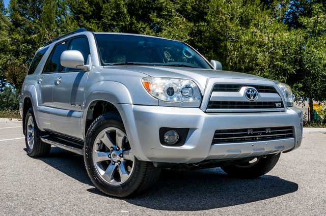 2008 Toyota 4Runner Limited 4WD - LTHR - NAVI - HTD STS - SUNROOF Reseda, CA 42