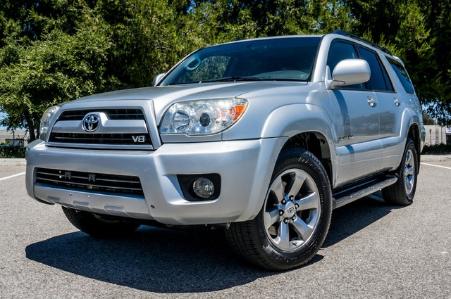 2008 Toyota 4Runner Limited 4WD - LTHR - NAVI - HTD STS - SUNROOF Reseda, CA 38