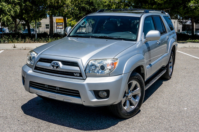 2008 Toyota 4Runner Limited 4WD - LTHR - NAVI - HTD STS - SUNROOF Reseda, CA 39