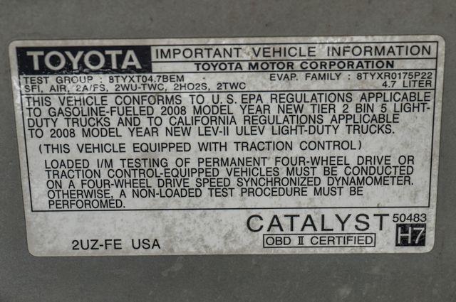2008 Toyota 4Runner Limited - LTHR - 91K MILES - SUNROOF Reseda, CA 39