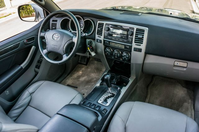 2008 Toyota 4Runner Limited - LTHR - 91K MILES - SUNROOF Reseda, CA 31