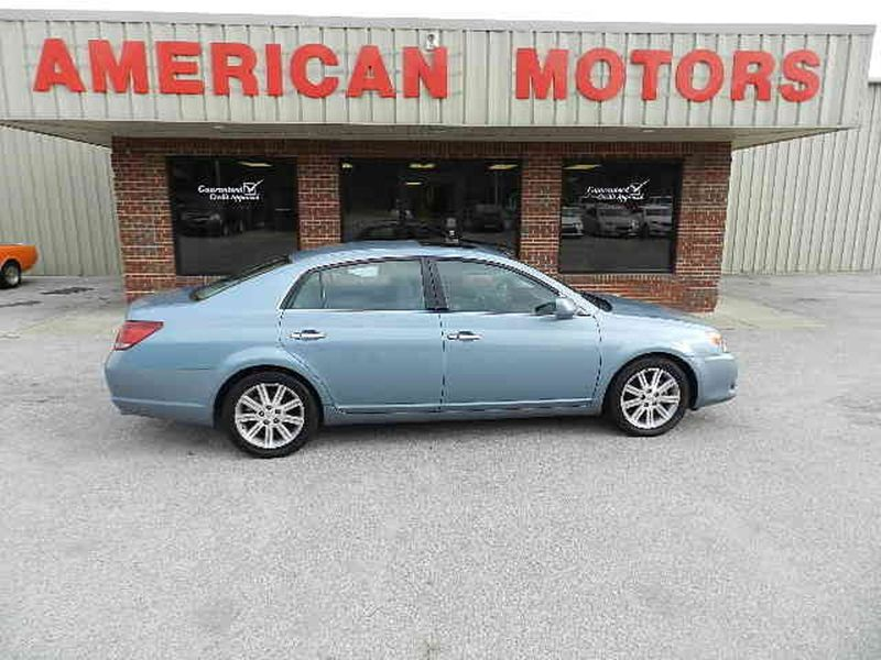 2008 Toyota Avalon Limited | Brownsville, TN | American Motors of Brownsville in Brownsville TN