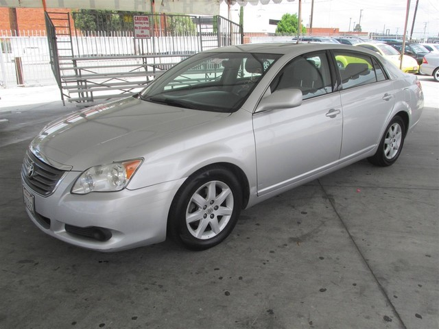2008 Toyota Avalon XL Please call or e-mail to check availability All of our vehicles are avail