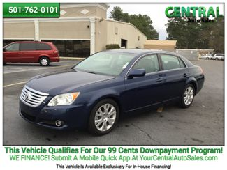 2008 Toyota AVALON/PW  | Hot Springs, AR | Central Auto Sales in Hot Springs AR