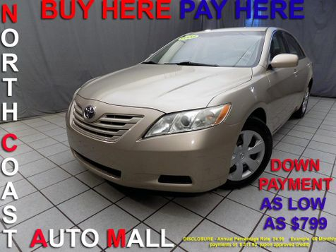 2008 Toyota Camry SE As low as $799 DOWN in Cleveland, Ohio