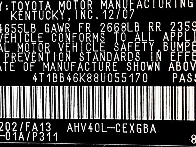 2008 Toyota Camry Hybrid Burbank, CA 21