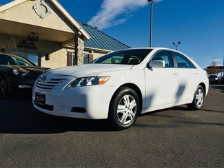 2008 Toyota CAMRY LE 5-Spd AT LINDON, UT 7