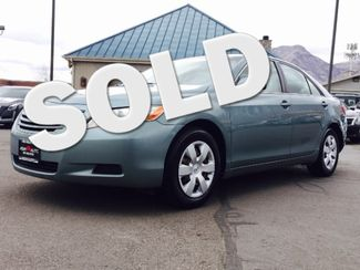 2008 Toyota Camry LE 5-Spd AT LINDON, UT