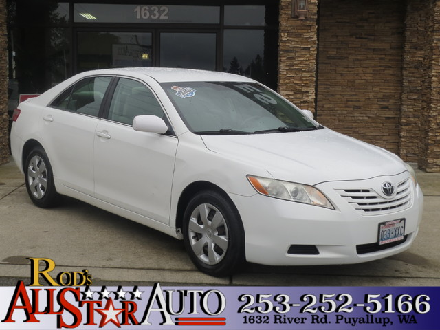 2008 Toyota Camry LE This vehicle is a CarFax certified one-owner used car Pre-owned vehicles can
