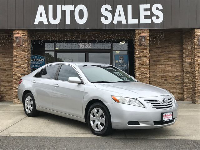2008 Toyota Camry LE New Price Silver 2008 Toyota Camry FWD 5-Speed 24L I4 SMPI DOHC 3121 Highw