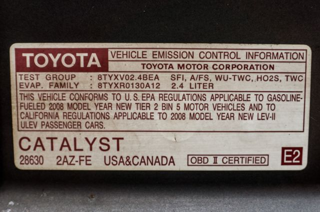 2008 Toyota Camry LE Reseda, CA 37