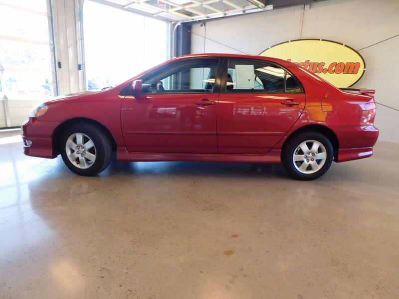 2008 Toyota Corolla S  city TN  Doug Justus Auto Center Inc  in Airport Motor Mile ( Metro Knoxville ), TN
