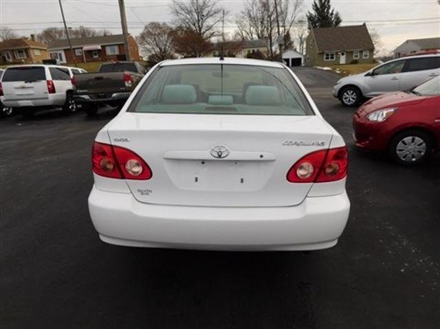 2008 Toyota Corolla LE Ephrata, PA 4