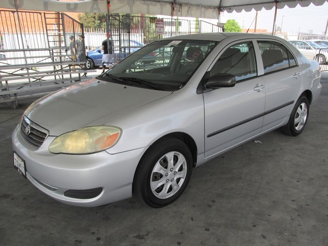 2008 Toyota Corolla CE This particular vehicle has a SALVAGE title Please call or email to check a