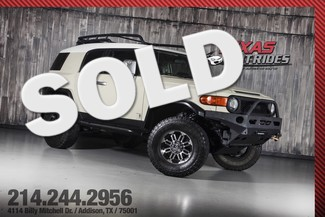 2008 Toyota FJ Cruiser 4x4 Lifted With Many Upgrades in Addison