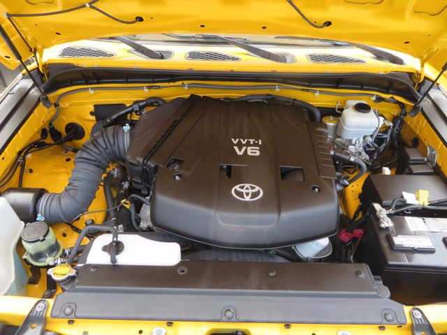 2008 Toyota FJ Cruiser Charlotte-Matthews, North Carolina 40