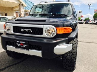 2008 Toyota FJ Cruiser 4WD AT LINDON, UT 1