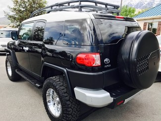 2008 Toyota FJ Cruiser 4WD AT LINDON, UT 3