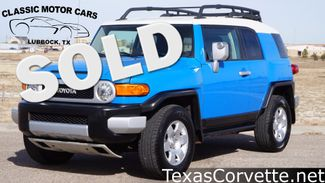 2008 Toyota FJ Cruiser in Lubbock Texas