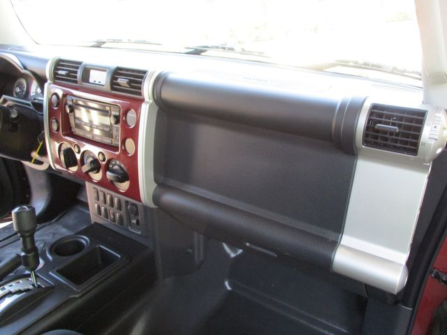 2008 Toyota FJ Cruiser 1 Owner No Accidents Plano, Texas 18