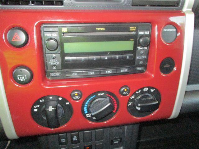 2008 Toyota FJ Cruiser 1 Owner No Accidents Plano, Texas 21