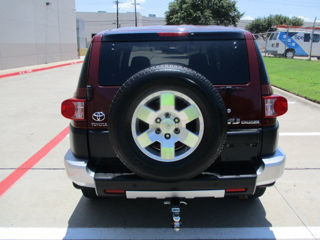 2008 Toyota FJ Cruiser 1 Owner No Accidents Plano, Texas 3