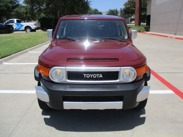 2008 Toyota FJ Cruiser 1 Owner No Accidents Plano, Texas 5