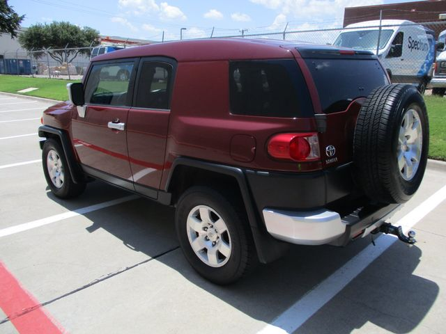 2008 Toyota FJ Cruiser 1 Owner No Accidents Plano, Texas 8