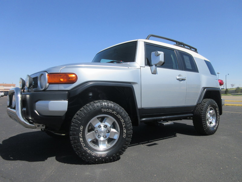 2008 Toyota FJ Cruiser 4X4 Lifted in , Colorado