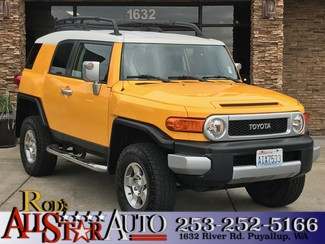 2008 Toyota FJ Cruiser in Puyallup Washington