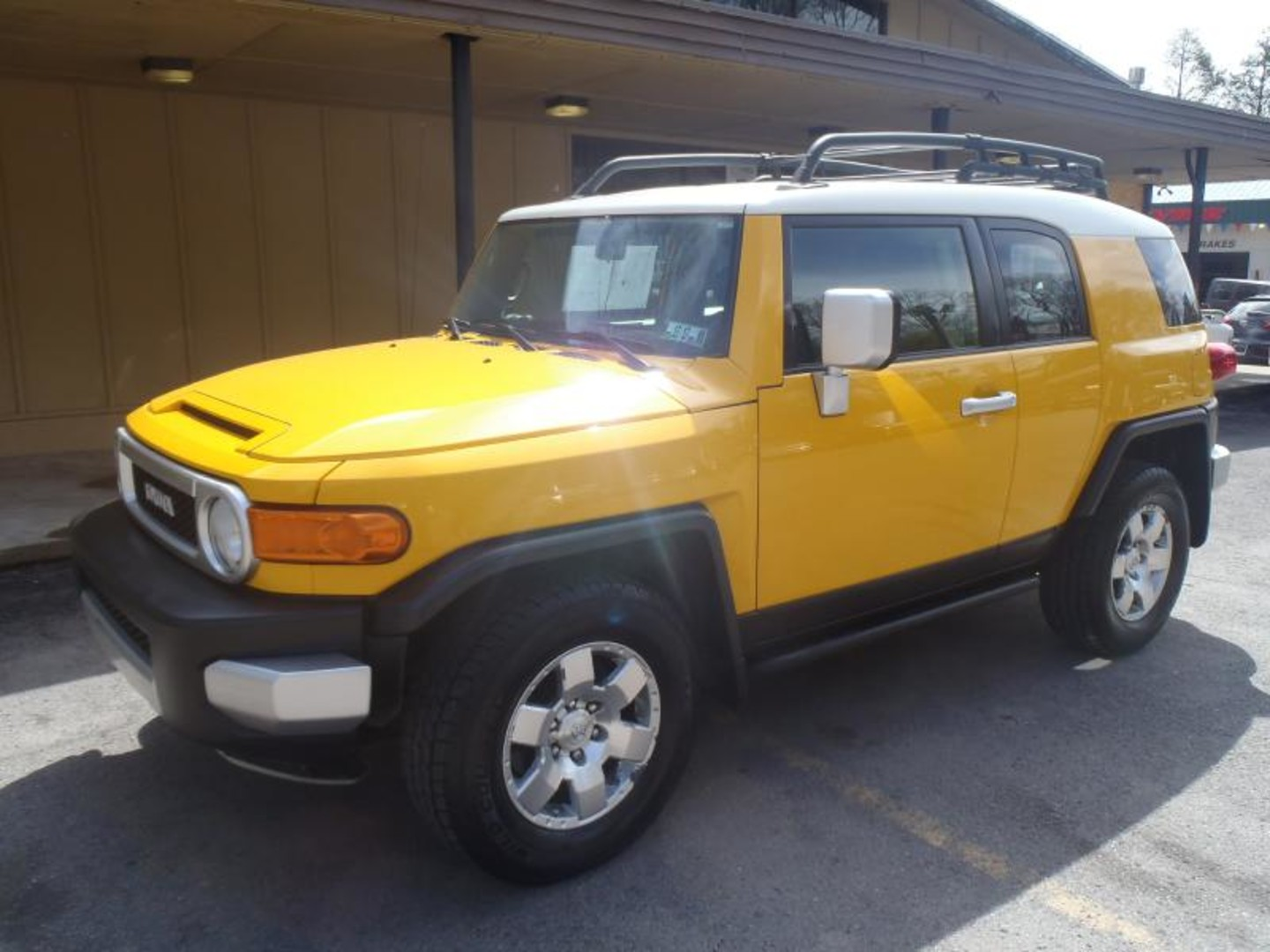 2008 toyota fj cruiser city pa carmix auto sales. Black Bedroom Furniture Sets. Home Design Ideas