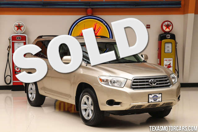 2008 Toyota Highlander Base This 2008 Toyota Highlander Base is in great shape withonly 74 222 mil