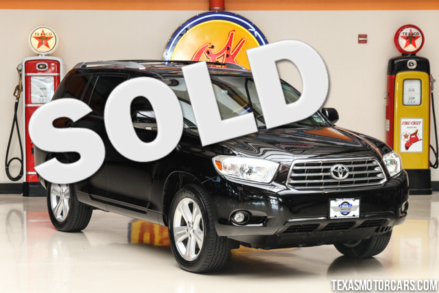 2008 Toyota Highlander Limited This Clean Carfax 2008 Toyota Highlander Limited is in great shape w