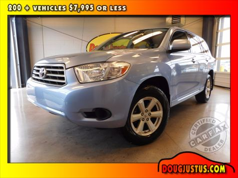 2008 Toyota Highlander Base in Airport Motor Mile ( Metro Knoxville ), TN