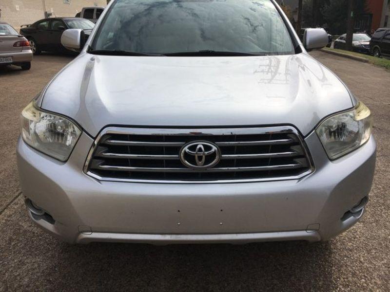 2008 Toyota Highlander Limited  city TX  Marshall Motors  in Dallas, TX